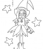 coloriage magical doremi 010